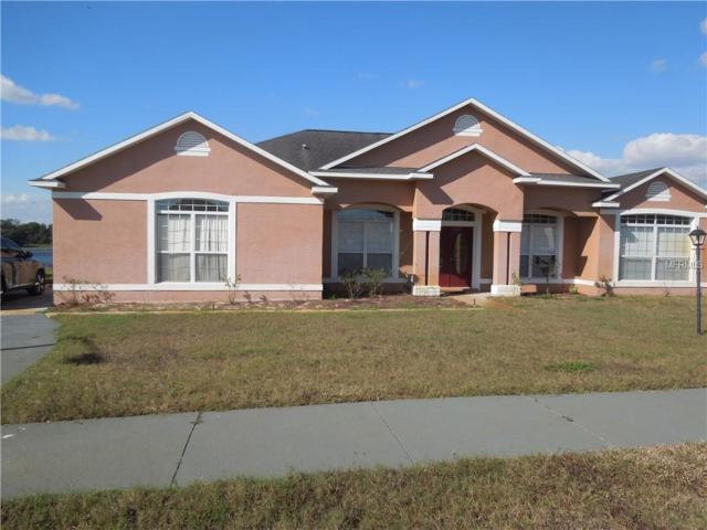4383 Dinner Lake Boulevard, Lake Wales, FL 33859 (MLS #S5012439) :: Team Bohannon Keller Williams, Tampa Properties