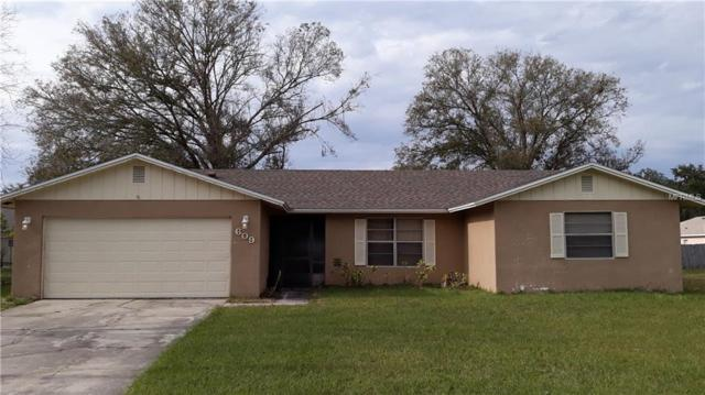 609 Floridian Drive, Kissimmee, FL 34758 (MLS #S5012505) :: Griffin Group