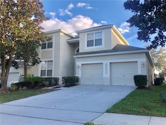 7766 Tosteth Street, Kissimmee, FL 34747 (MLS #S5012546) :: Premium Properties Real Estate Services
