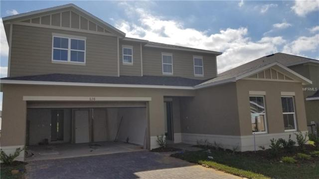 638 Ogelthorpe Drive, Davenport, FL 33897 (MLS #S5013083) :: The Light Team