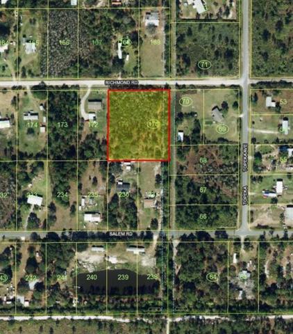 Richmond Road, Saint Cloud, FL 34773 (MLS #S5013273) :: Homepride Realty Services