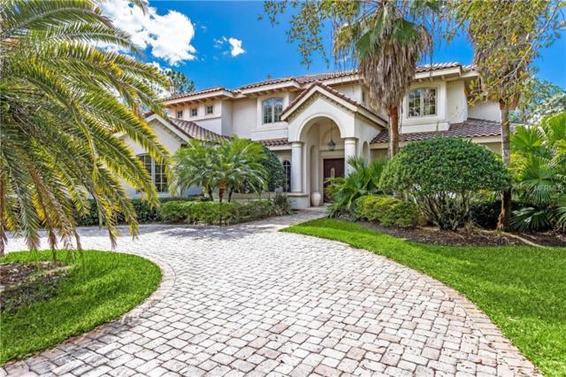 10133 Tavistock Road, Orlando, FL 32827 (MLS #S5013381) :: The Figueroa Team