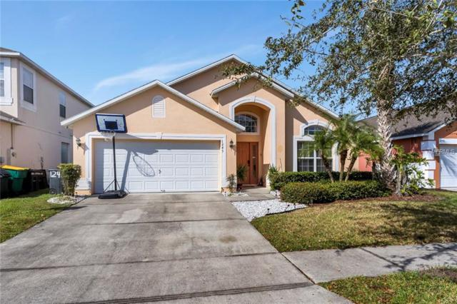 1245 Seasons Boulevard, Kissimmee, FL 34746 (MLS #S5013852) :: Godwin Realty Group