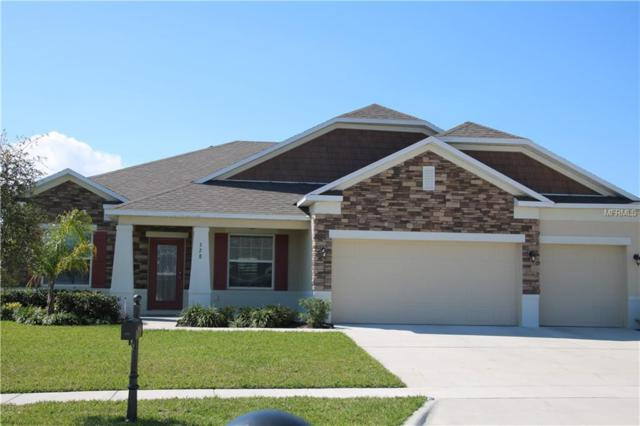 328 Briarbrook Lane, Haines City, FL 33844 (MLS #S5013877) :: Welcome Home Florida Team