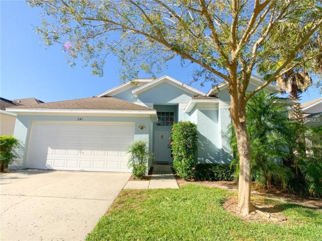 241 Lockbreeze Drive, Davenport, FL 33897 (MLS #S5014002) :: Gate Arty & the Group - Keller Williams Realty