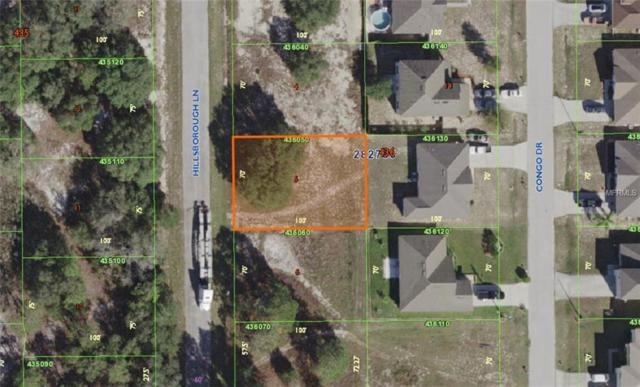 1309 Hillsborough Lane, Poinciana, FL 34759 (MLS #S5014284) :: RE/MAX Realtec Group