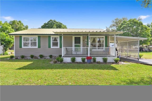 125 N Myrtle Drive, Kenansville, FL 34739 (MLS #S5014935) :: RE/MAX Realtec Group