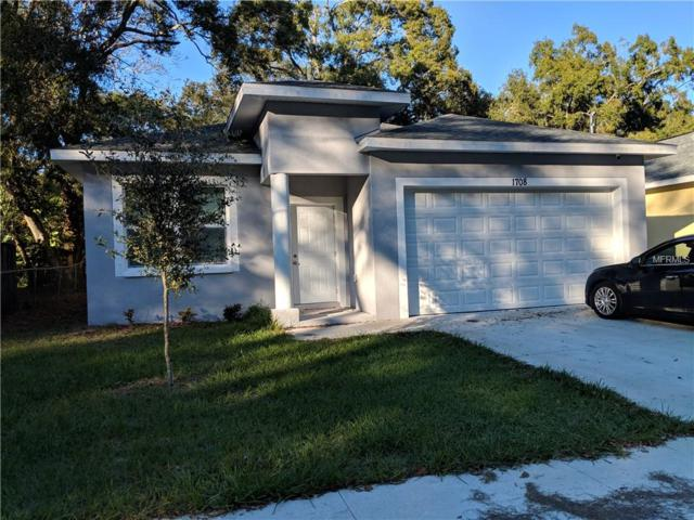 1708 E Kirby Street, Tampa, FL 33604 (MLS #S5015262) :: Griffin Group