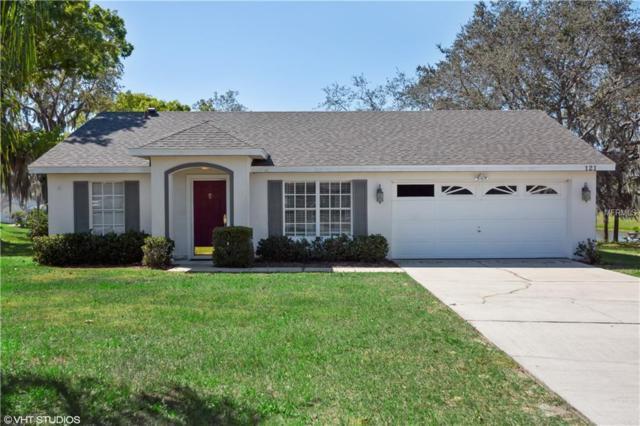 121 Bent Oak Loop, Davenport, FL 33837 (MLS #S5015435) :: Gate Arty & the Group - Keller Williams Realty