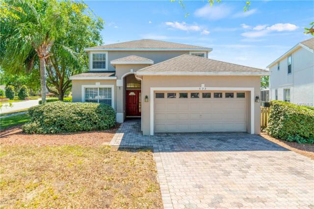 577 Gleneagles Drive, Davenport, FL 33897 (MLS #S5015441) :: Gate Arty & the Group - Keller Williams Realty