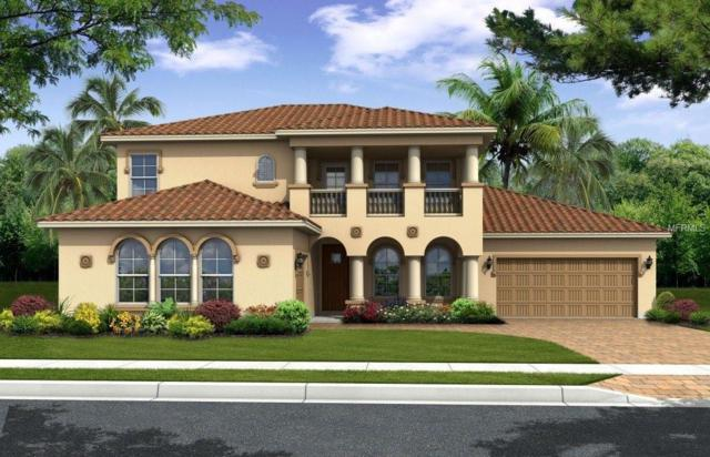 3301 Bent Paddle Drive, Kissimmee, FL 34746 (MLS #S5016111) :: The Duncan Duo Team