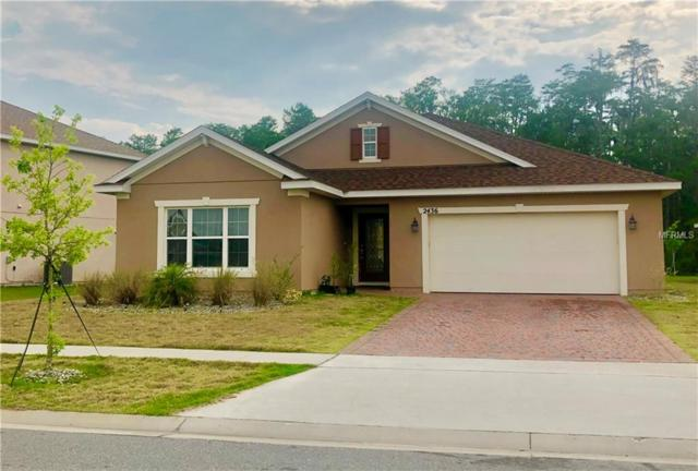 2436 Addison Creek Drive, Kissimmee, FL 34758 (MLS #S5016464) :: The Duncan Duo Team