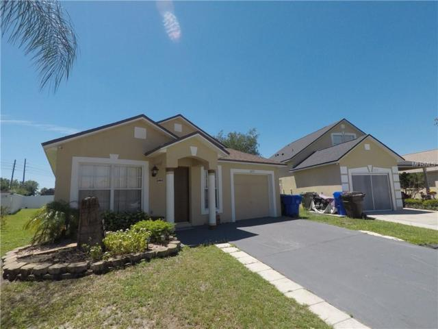 2233 Santa Lucia Street, Kissimmee, FL 34743 (MLS #S5016503) :: The Duncan Duo Team