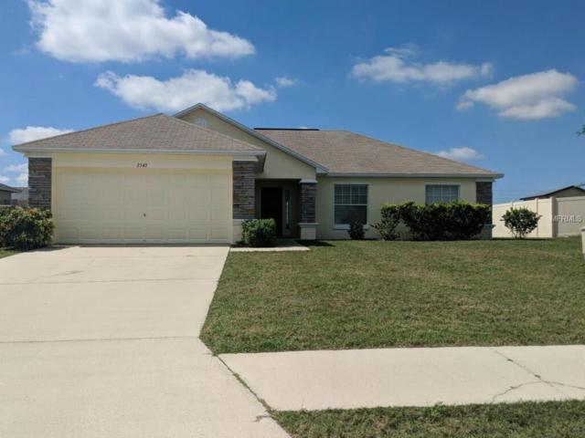 2543 Sunset Cir, Lake Wales, FL 33898 (MLS #S5016668) :: Florida Real Estate Sellers at Keller Williams Realty