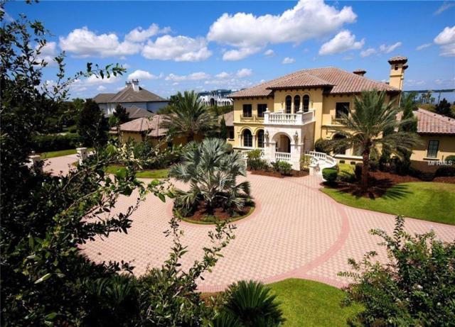 11127 Bridge House Road, Windermere, FL 34786 (MLS #S5016752) :: Bustamante Real Estate