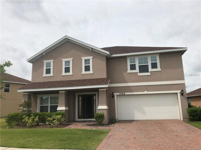 2266 Sheboygan Place, Kissimmee, FL 34758 (MLS #S5016754) :: Godwin Realty Group