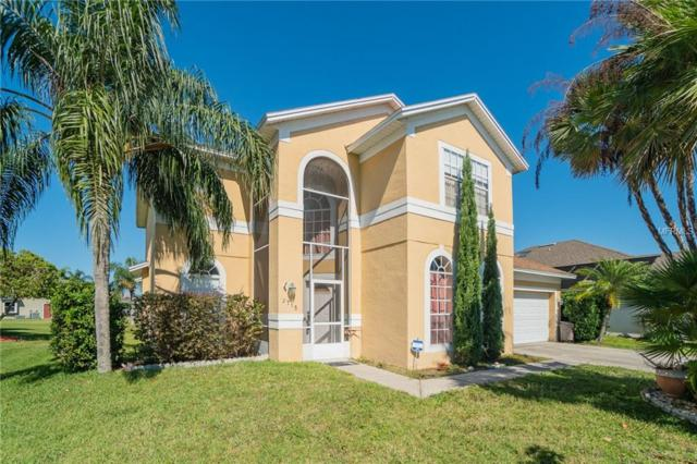 2715 Scarborough Drive, Kissimmee, FL 34744 (MLS #S5016937) :: The Duncan Duo Team