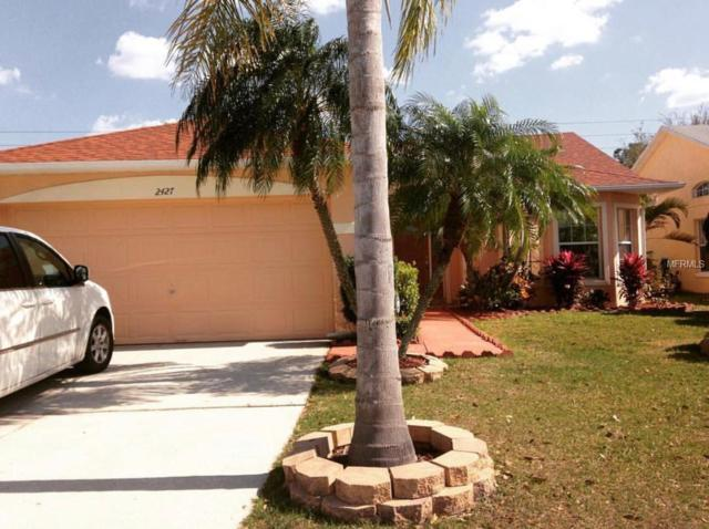 2427 Hybrid Drive, Kissimmee, FL 34758 (MLS #S5017340) :: Lockhart & Walseth Team, Realtors