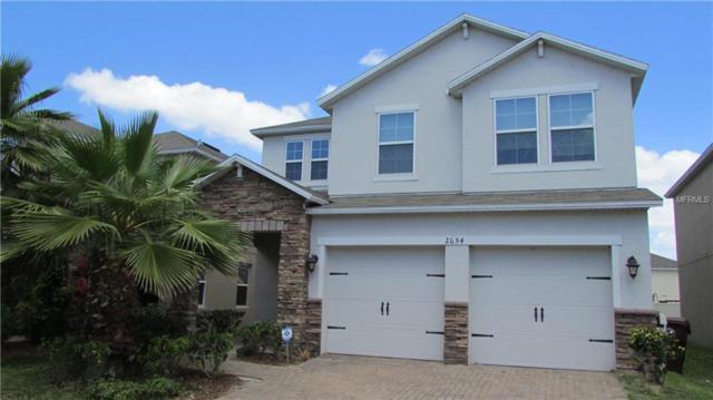 2654 San Simeon Way, Kissimmee, FL 34741 (MLS #S5017411) :: Delgado Home Team at Keller Williams