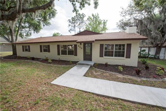 600 S Dixie Drive, Howey in the Hills, FL 34737 (MLS #S5017432) :: Team Bohannon Keller Williams, Tampa Properties