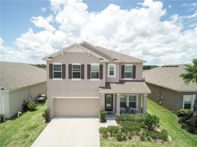 1141 White Water Bay Drive, Groveland, FL 34736 (MLS #S5017566) :: Team Bohannon Keller Williams, Tampa Properties