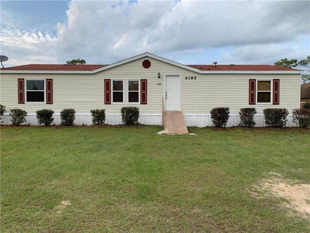 9385 Denver Drive, Saint Cloud, FL 34773 (MLS #S5017596) :: Team Bohannon Keller Williams, Tampa Properties