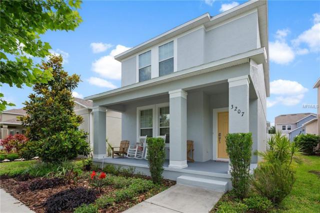 3207 Bayflower Ave, Harmony, FL 34773 (MLS #S5017826) :: Team Bohannon Keller Williams, Tampa Properties