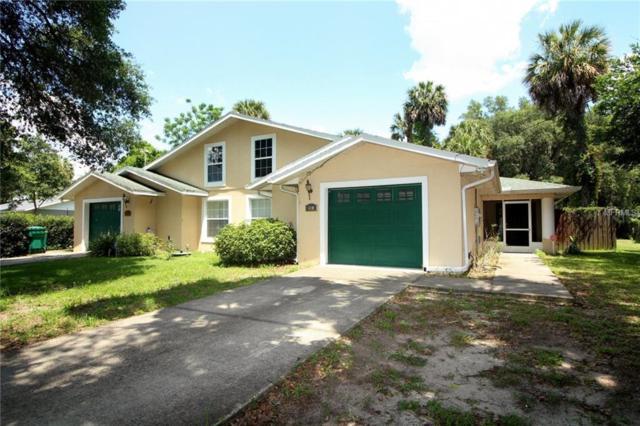 310 W Berckman Street, Fruitland Park, FL 34731 (MLS #S5017987) :: Team Bohannon Keller Williams, Tampa Properties