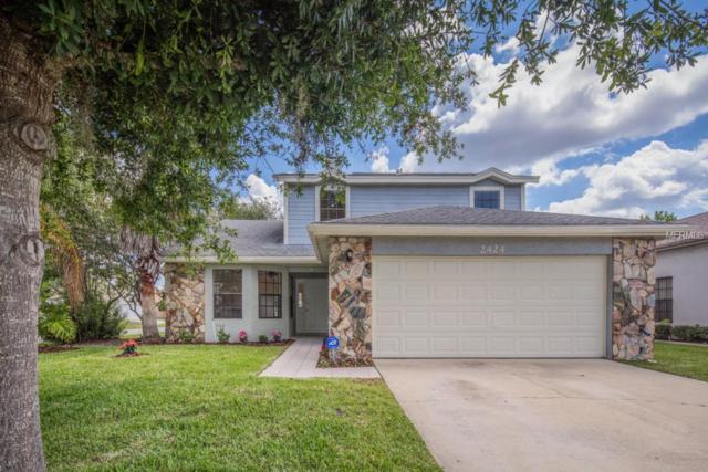 2424 Settlers Trail, Orlando, FL 32837 (MLS #S5018078) :: Bustamante Real Estate