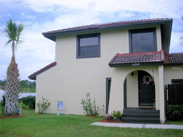 420 Hunter Circle, Kissimmee, FL 34758 (MLS #S5018156) :: Lockhart & Walseth Team, Realtors