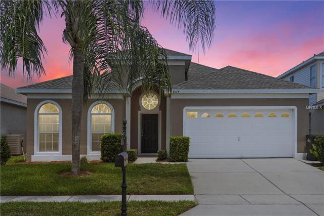 8174 Fan Palm Way, Kissimmee, FL 34747 (MLS #S5018246) :: Team Bohannon Keller Williams, Tampa Properties