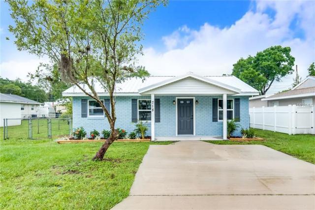 718 Wisconsin Avenue, Saint Cloud, FL 34769 (MLS #S5018282) :: Team Bohannon Keller Williams, Tampa Properties