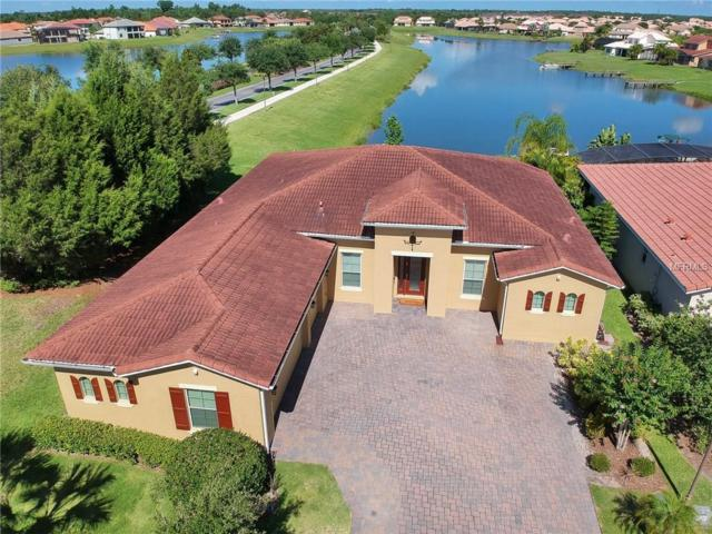 3700 Eagle Isle Circle, Kissimmee, FL 34746 (MLS #S5018300) :: The Duncan Duo Team