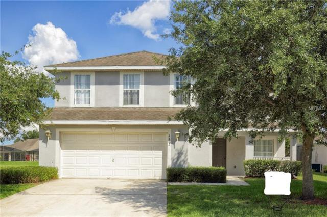 2702 Callaway Lane, Kissimmee, FL 34744 (MLS #S5018363) :: Burwell Real Estate