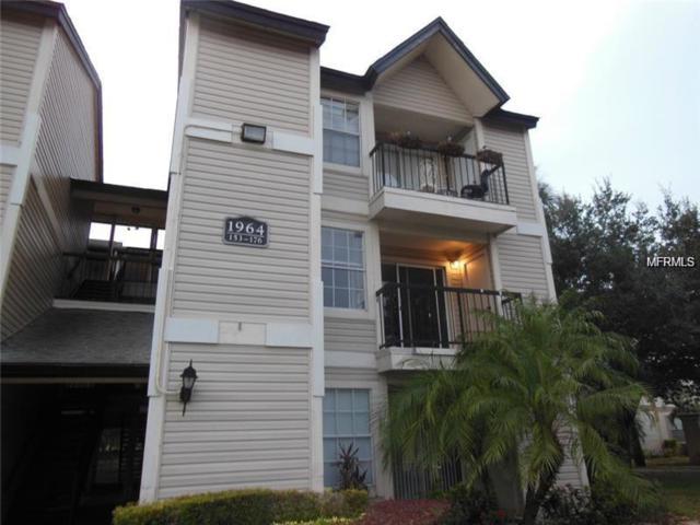 1964 Lake Atriums Circle #169, Orlando, FL 32839 (MLS #S5018789) :: Griffin Group