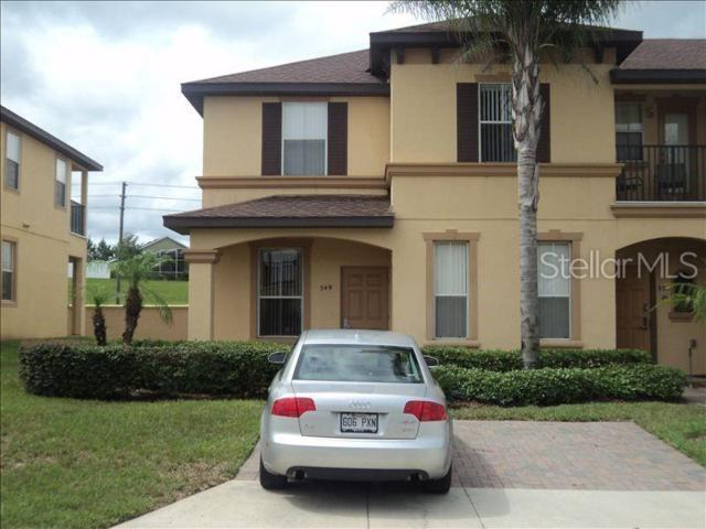 549 La Mirage Street, Davenport, FL 33897 (MLS #S5018793) :: Dalton Wade Real Estate Group