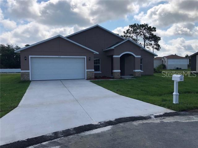 111 Dulverton Way, Kissimmee, FL 34758 (MLS #S5019078) :: Premium Properties Real Estate Services