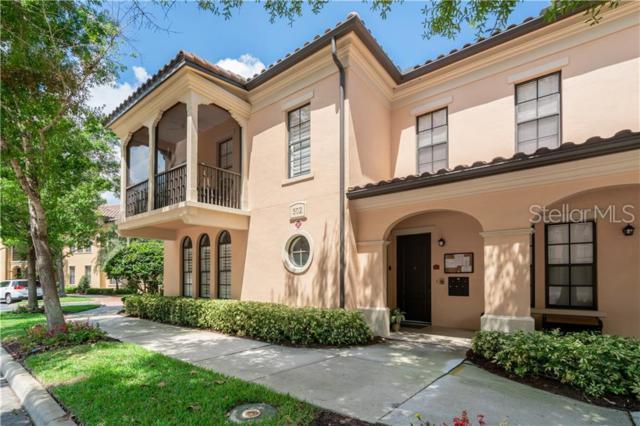 502 Mirasol Circle #103, Celebration, FL 34747 (MLS #S5019084) :: Bustamante Real Estate