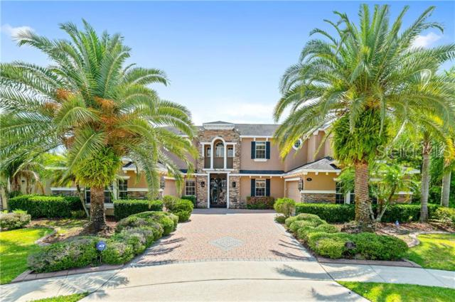 720 Fawn Lily Court, Oviedo, FL 32766 (MLS #S5019099) :: Cartwright Realty