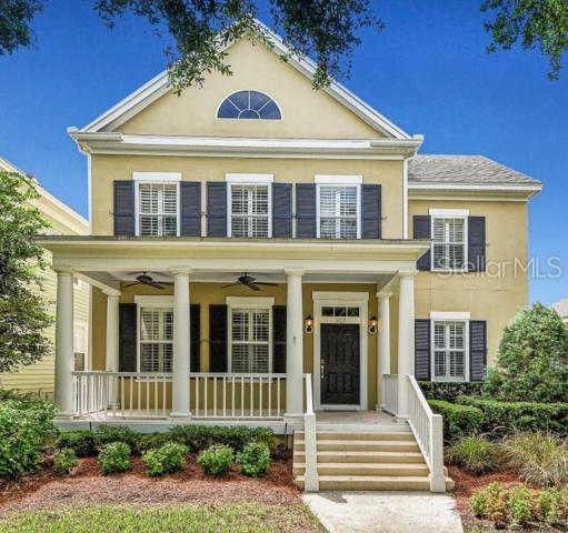 607 Nadina Place, Celebration, FL 34747 (MLS #S5019220) :: Bustamante Real Estate