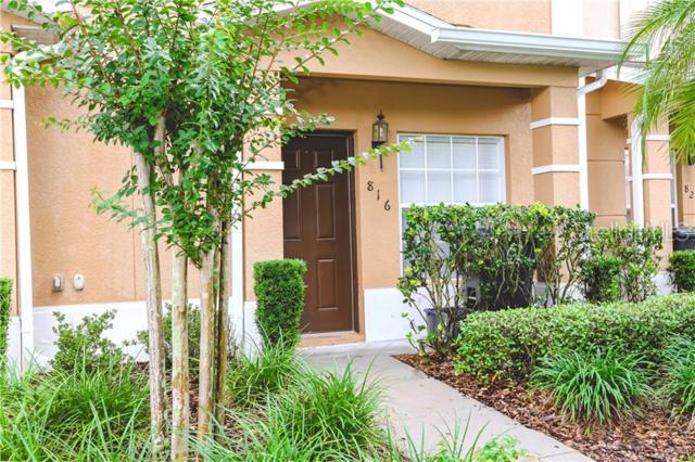816 Chelsea Drive, Davenport, FL 33897 (MLS #S5019222) :: Jeff Borham & Associates at Keller Williams Realty