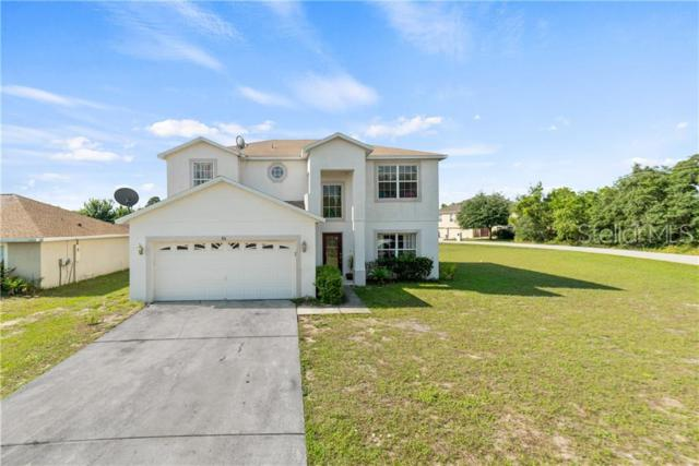 116 Inconnu Court, Poinciana, FL 34759 (MLS #S5019477) :: The Duncan Duo Team