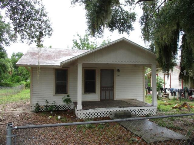 215 N Phillips Street, Lake Wales, FL 33853 (MLS #S5019531) :: The Duncan Duo Team