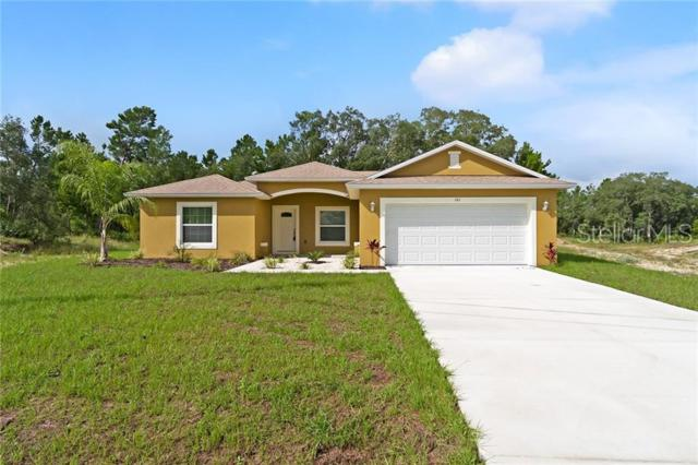 161 Willow Drive, Poinciana, FL 34759 (MLS #S5019703) :: The Duncan Duo Team