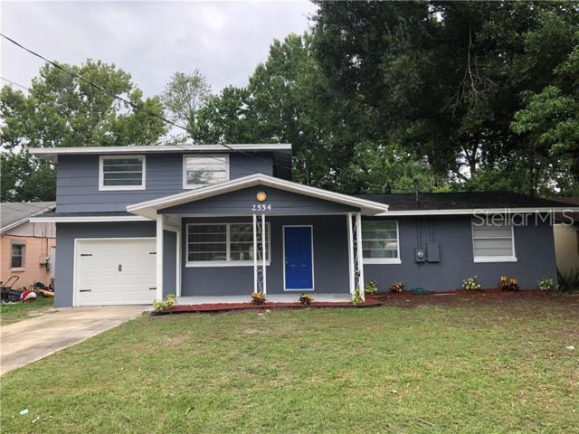 2554 S Marshall Avenue, Sanford, FL 32773 (MLS #S5019728) :: Delgado Home Team at Keller Williams