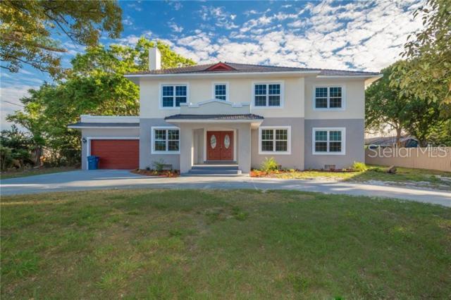 127 Peninsular Avenue, Haines City, FL 33844 (MLS #S5019797) :: Team Bohannon Keller Williams, Tampa Properties