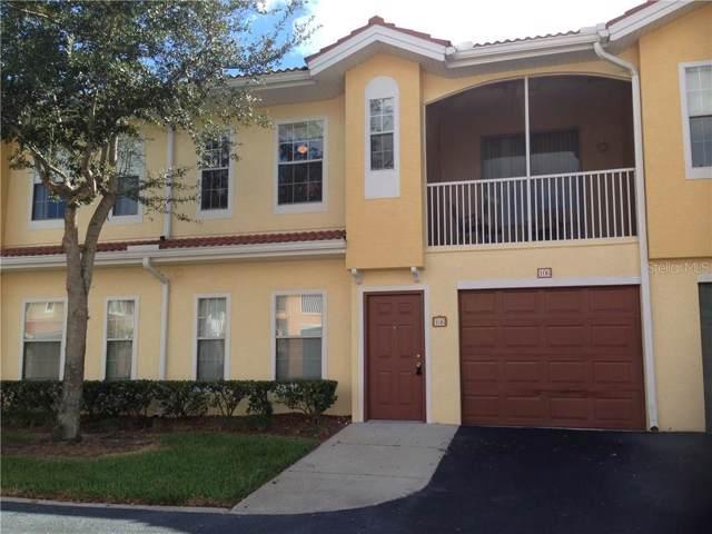 12025 Villanova Drive #106, Orlando, FL 32837 (MLS #S5020289) :: Charles Rutenberg Realty