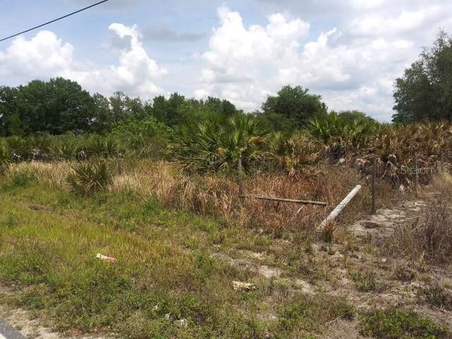 W Frostproof Road, Frostproof, FL 33843 (MLS #S5020804) :: The Duncan Duo Team