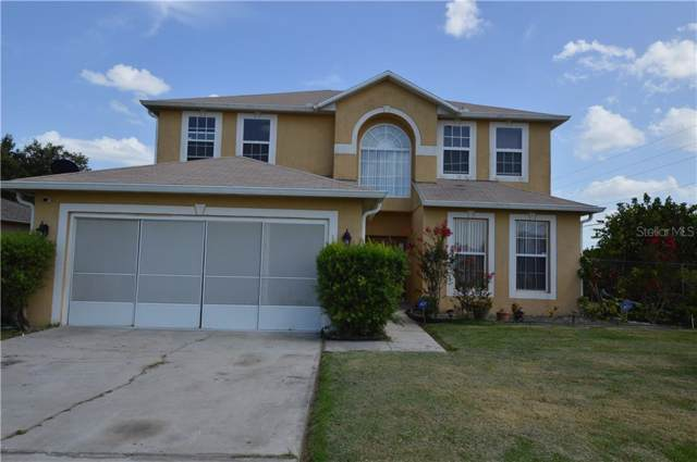100 Pompei Drive, Kissimmee, FL 34758 (MLS #S5020899) :: Bustamante Real Estate