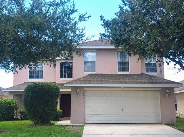 645 Chadbury Way, Kissimmee, FL 34744 (MLS #S5020938) :: Premium Properties Real Estate Services